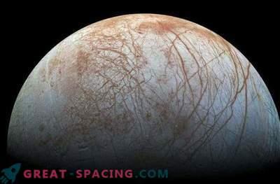 Das NASA-Raumschiff, das nach Europa fliegt, kann hypothetisch im Ozean versinken.