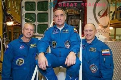 Amerikanische und russische Astronauten: Sind diplomatische Spannungen im Weltraum möglich?