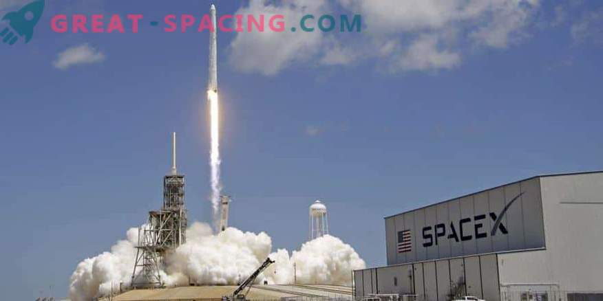 SpaceX startet geheime Zuma-Mission
