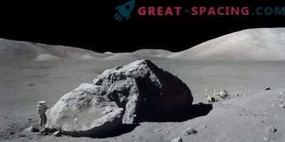 Лунен прах може да застраши здравето на астронавтите