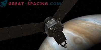 NASA revidiert Junos Mission an Jupiter