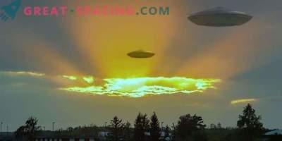 Wie UFO-Jäger auftraten