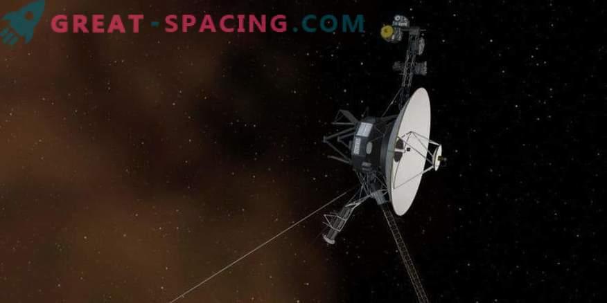 Wir feiern den 40. Geburtstag von Voyager 1