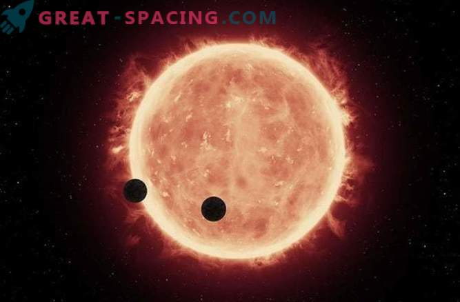 Einige außerirdische Welten haben möglicherweise