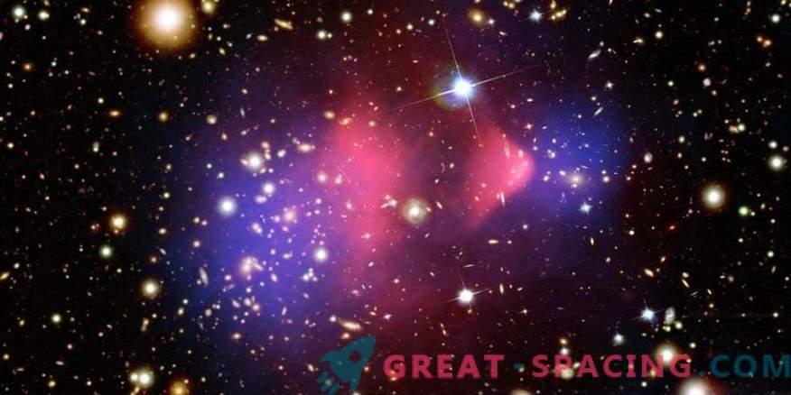 Kosmologen bilden neue dynamische Karten der Dunklen Materie