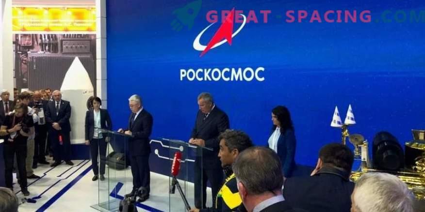 Roscosmos nimmt Raumfahrtprogramm wieder auf