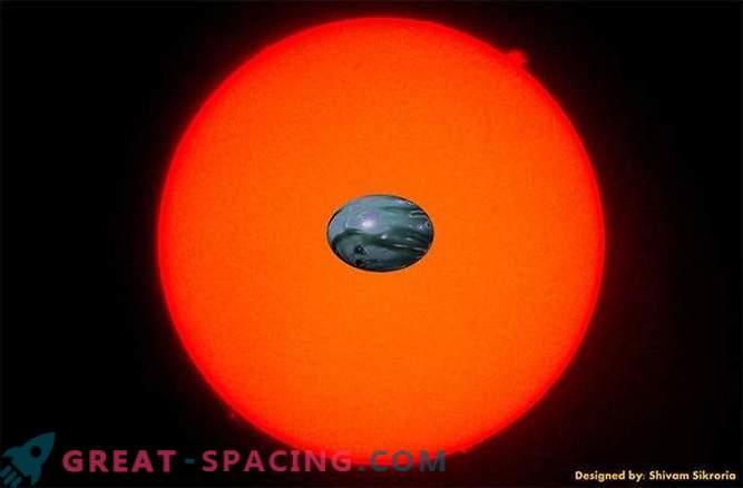 Bald können abgeflachte Planeten entdeckt werden
