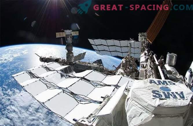 Zweiter Detektor für kosmische Strahlung an internationale Raumstation ausgeliefert