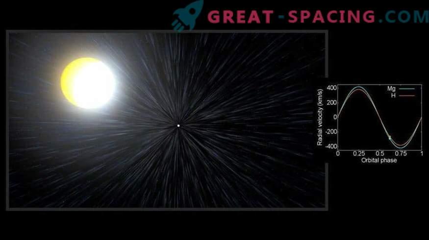 Fand einen der massereichsten Neutronensterne