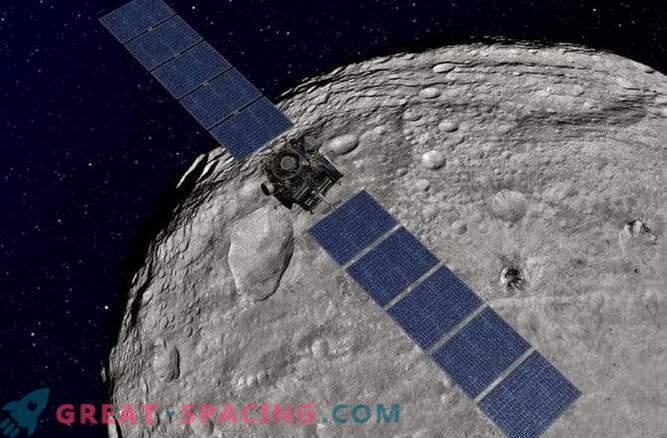 Kann Ceres das Leben unterstützen?