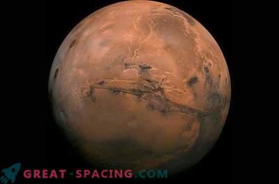 30. Mai, Mars wird so nah wie möglich an der Erde sein