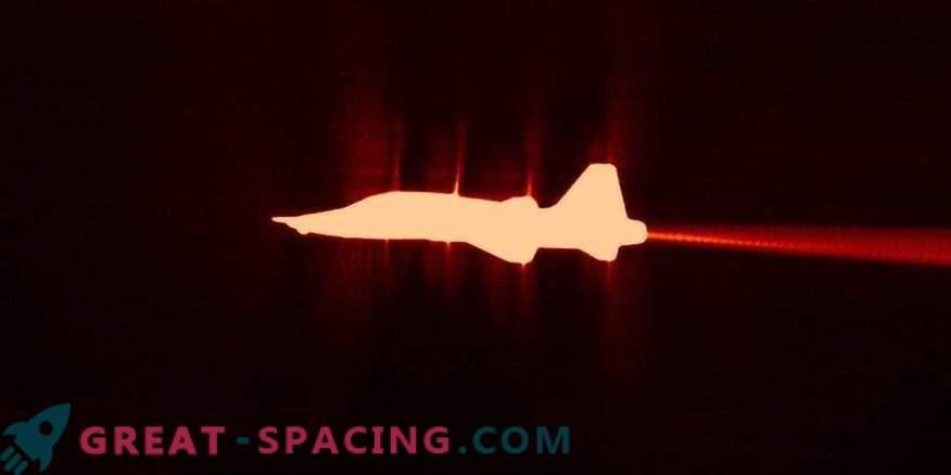 Bild: Schallschlag einer X-Ebene