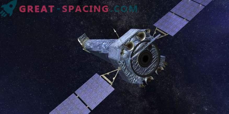 Ein weiteres NASA-Teleskop setzt die Arbeit aus