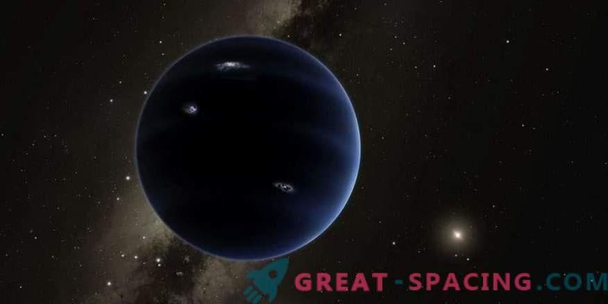 Der neunte Planet könnte ein außerirdischer Übertreter sein.
