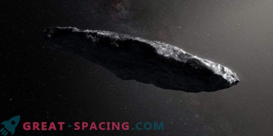 Oumuamua könnte aus einem Doppelsternsystem stammen