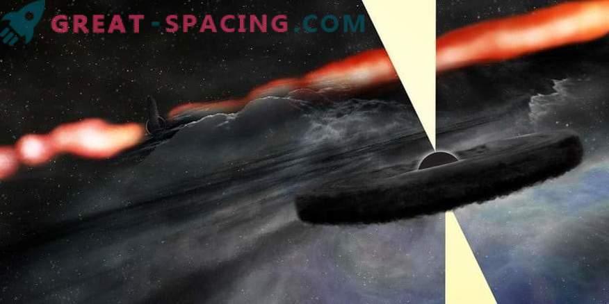 Finden Sie in Cygnus A