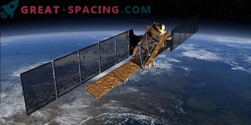 Neues Kraftwerk für Satelliten