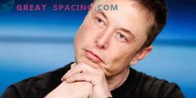 Ilon Musk denkt über den Umzug zum Mars nach