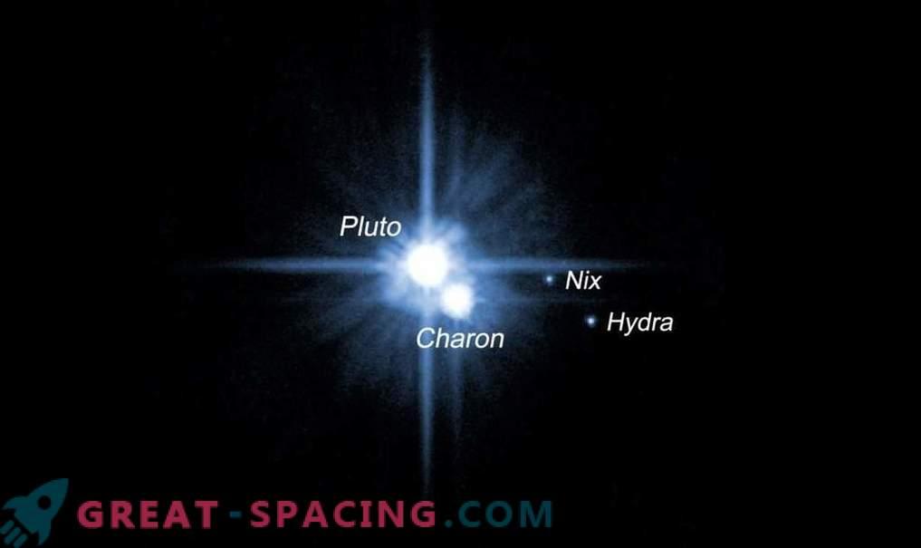 Probe New Horizons ist aus dem elektronischen Schlaf erwacht