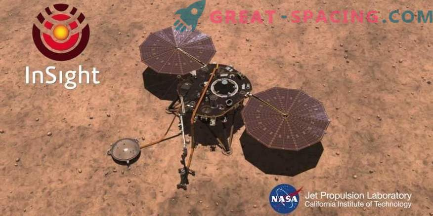 InSight-Mission erfolgreich auf dem Mars gelandet! Was weiter?