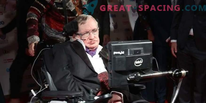 Stephen Hawking wird an Bord der Virgin Galactic ins All gehen.