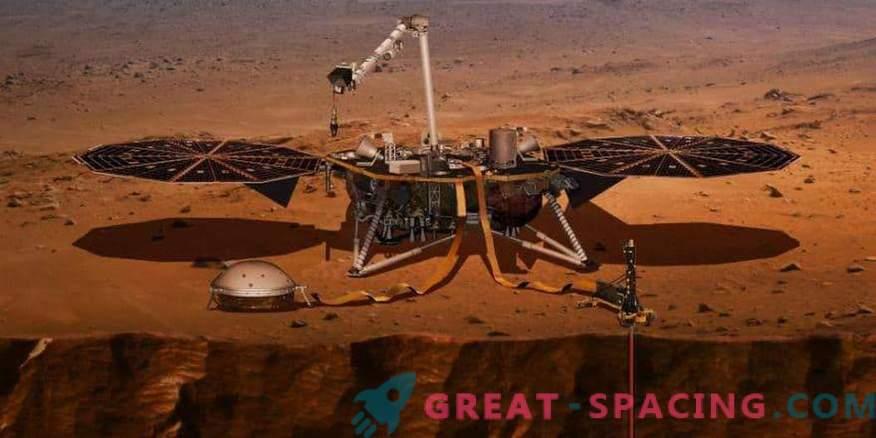 NASA plant tief in den Mars zu graben
