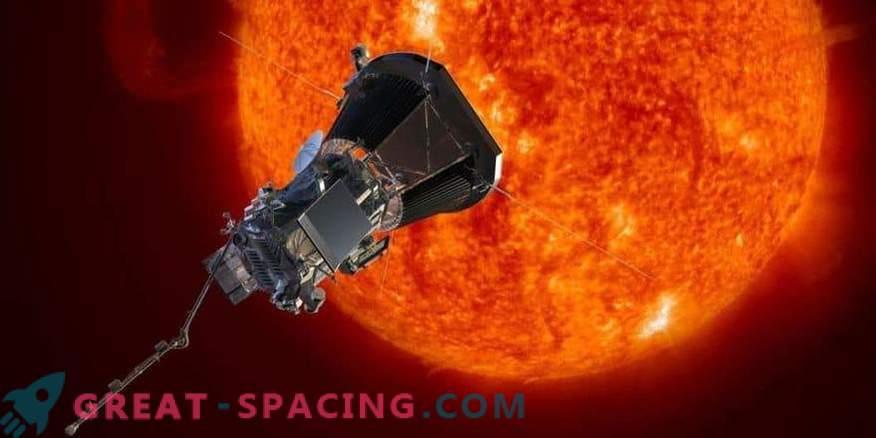Die NASA wird deinen Namen an die Sonne senden.