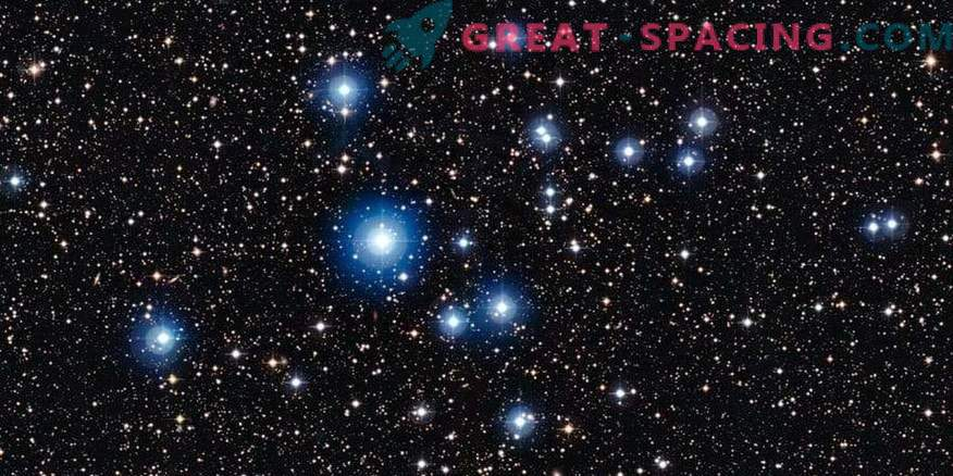 Zwei heiße Sterne weisen Magnetfelder auf.