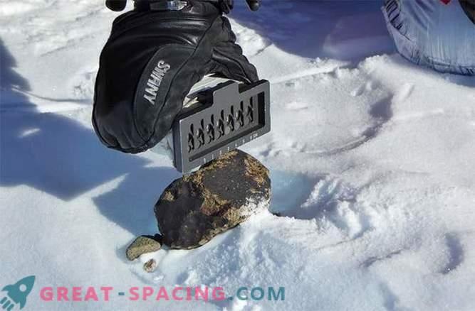 Die Jagd nach extremen Meteoriten gibt Raumaufforderungen: Fotos