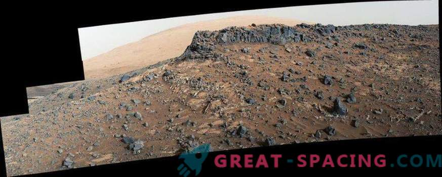 Erhöhte Zink- und Germaniumwerte bestätigen das Leben auf dem Mars