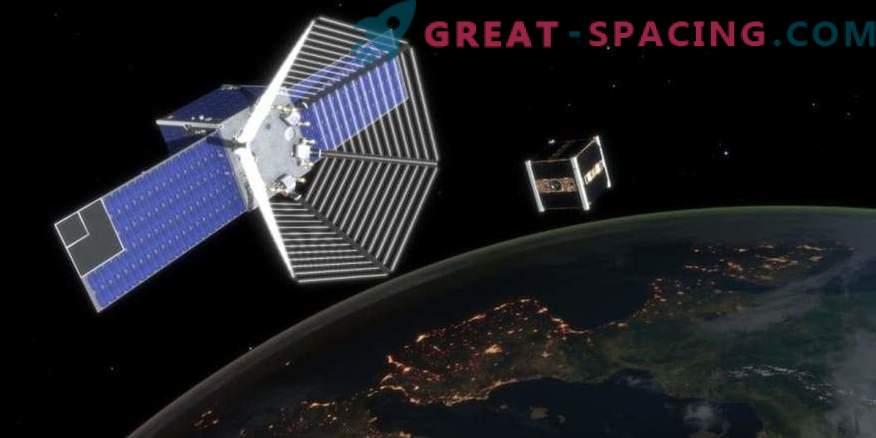 Wie Russland anbietet, mit Weltraummüll mithilfe von Satelliten umzugehen