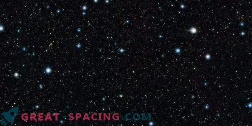 Das Studium ferner Galaxien kann unser Verständnis des Prozesses der Sternentstehung verändern.