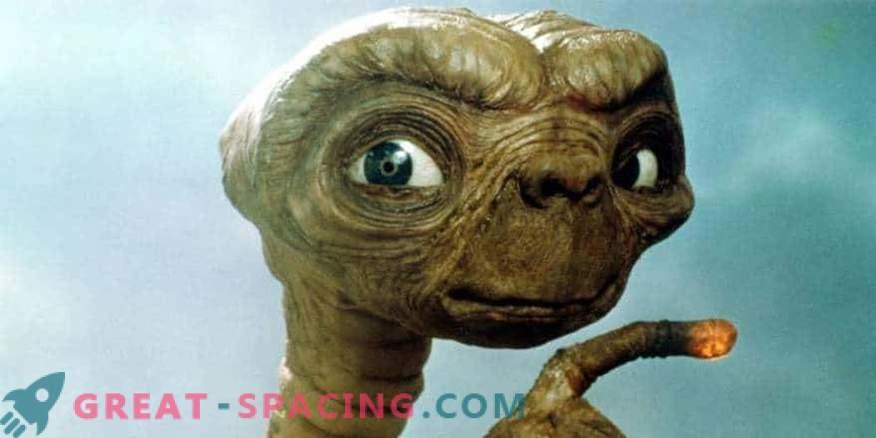 Ruf die Aliens an! Aliens können Sterne benutzen, um zu kommunizieren