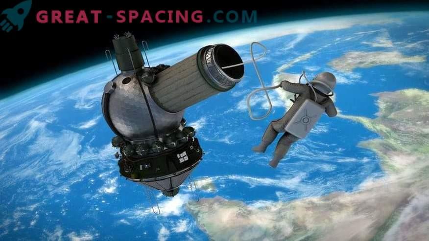 Alexey Leonovs Kunststück: Wie der erste Weltraumspaziergang endete