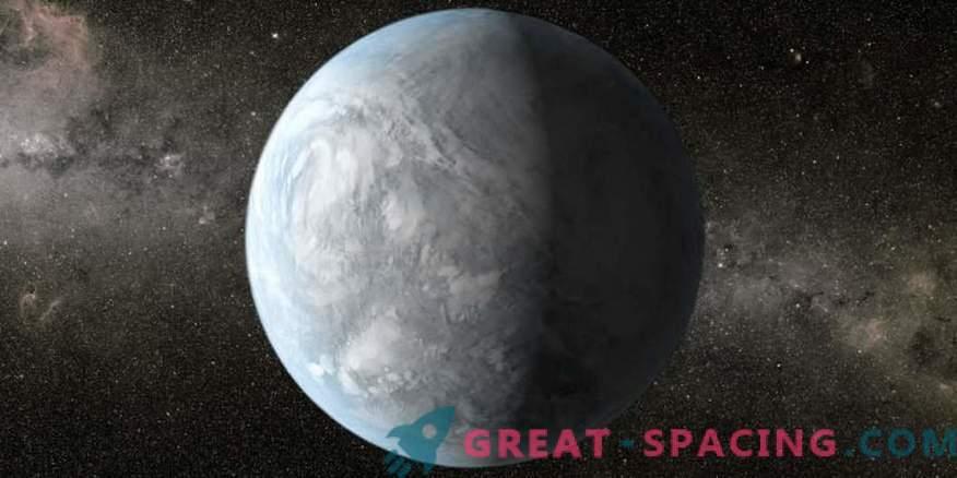 Gefunden zwei Exoplaneten der Art von Gasriesen