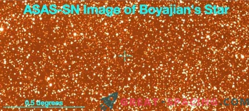 Der mysteriöse Stern der Milchstraße