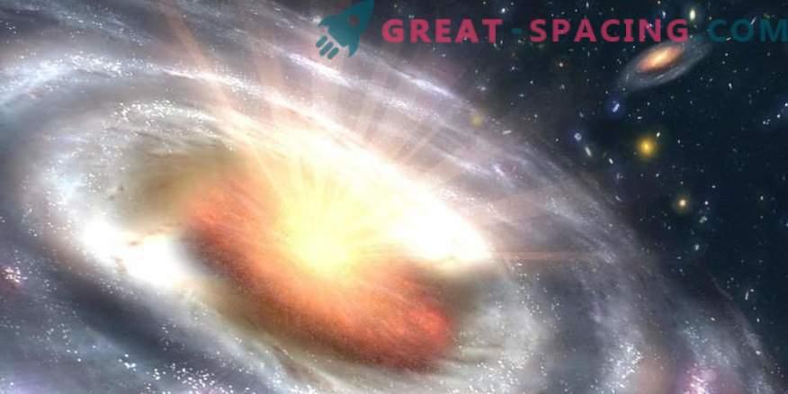 Ein neues Modell zur Untersuchung von Aktivitäten rund um Quasare