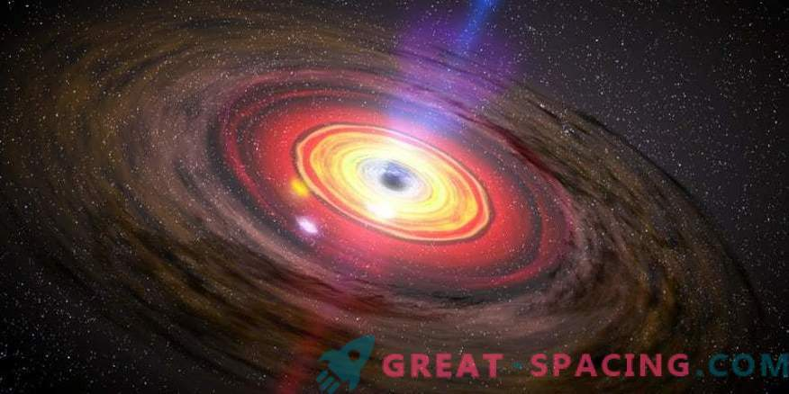 Wissenschaftler haben einen neuen Quasar gefunden