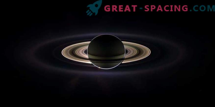 Saturnstrahlungsgürtel