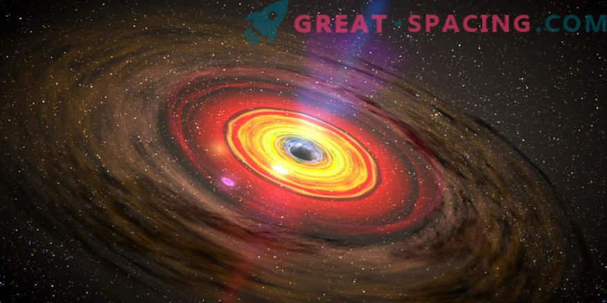 Eine seltene Form eines Schwarzen Lochs könnte in der Milchstraße verloren gehen.
