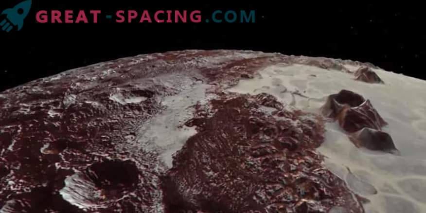 Video: Flug über Pluto