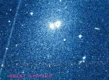 Hubble entdeckte eine Zwerggalaxie am Rande der Milchstraße