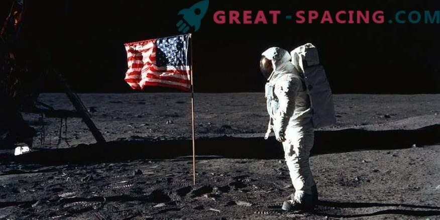 Wo die NASA-Astronautenlandung auf dem Mond verschwand
