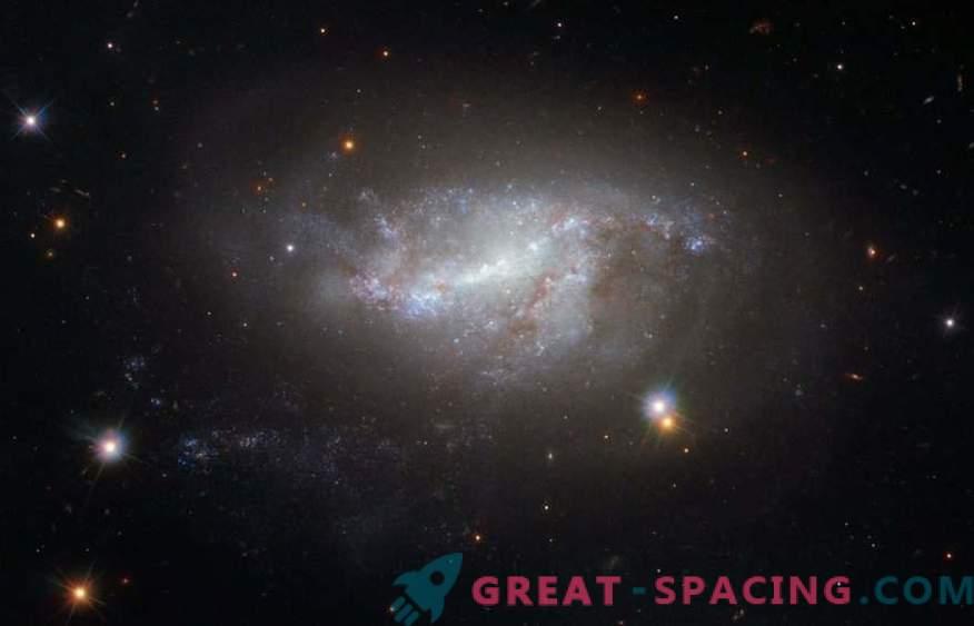 Weltraumgespräch