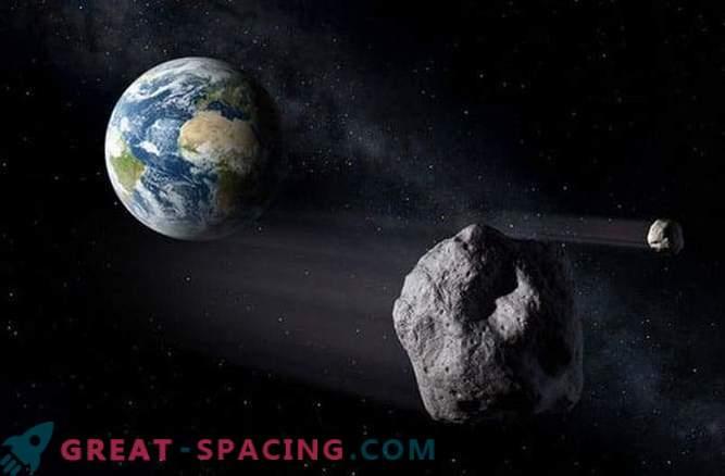 Ein Asteroid von der Größe eines kleinen Berges flog am Montag (26. Januar) an der Erde vorbei.