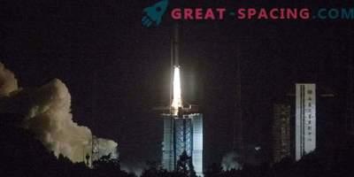 China bereitet sich darauf vor, den Apparat zuerst auf die Rückseite des Mondes zu bringen.