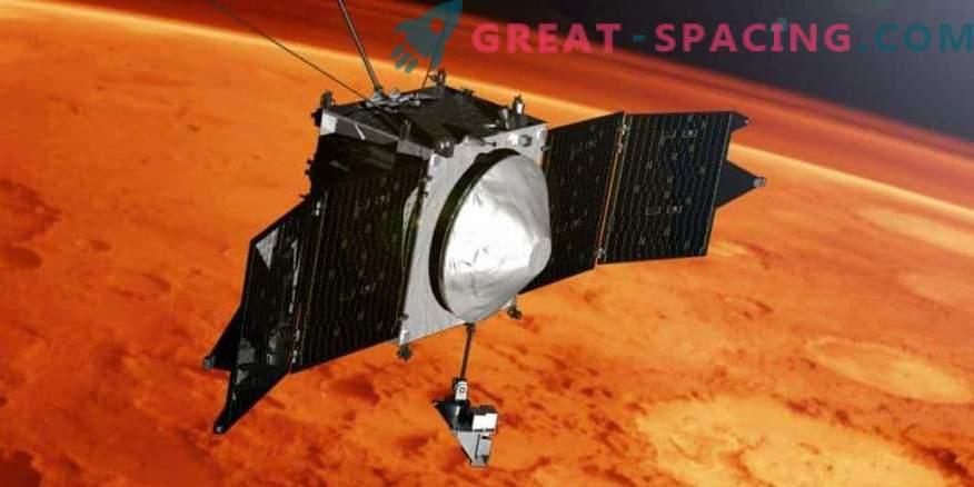 Zehn Entdeckungen von MAVEN