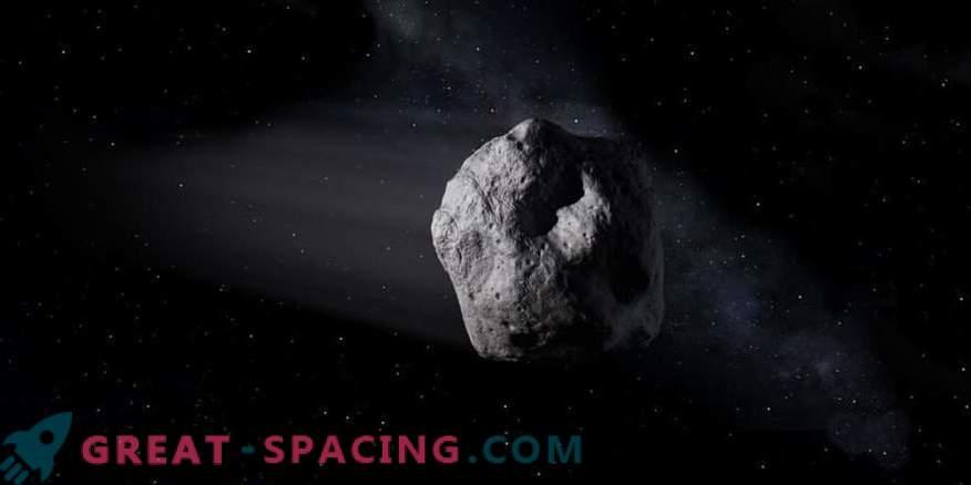 Ein neuer Asteroid bewegt sich in der Nähe der Erde.