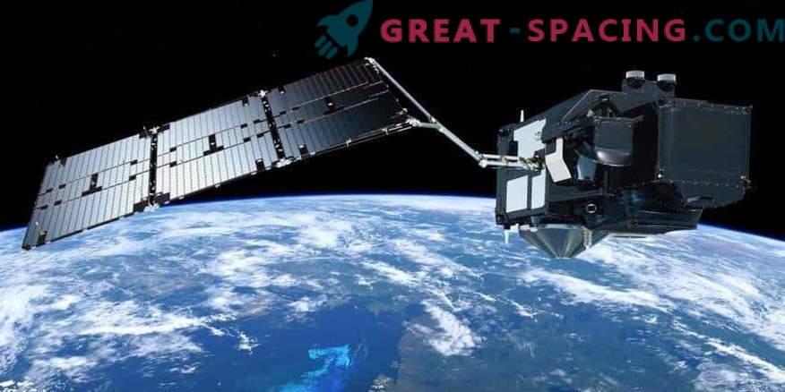 Großbritannien ist gezwungen, sein Satellitennavigationssystem zu entwickeln.
