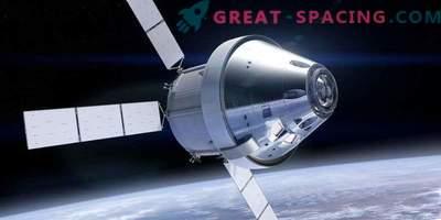 Orion besteht den letzten Fallschirmtest vor dem Mondflug